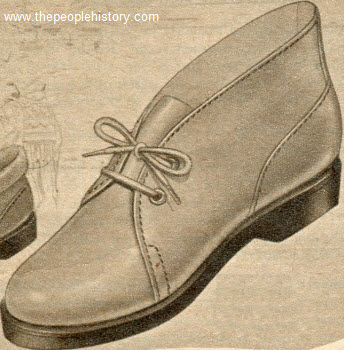 Casual Boot 1956