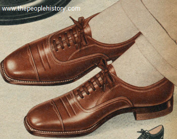 Simple Lines Oxfords 1957