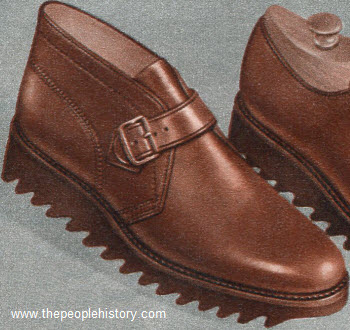 Chukka Shoes 1958
