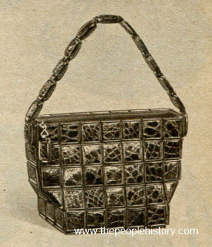 Alligator Bag 1950