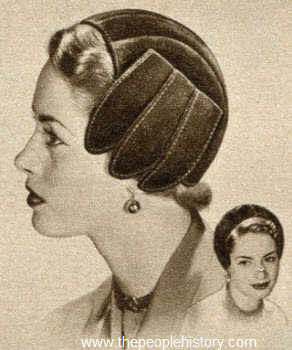 Sleek Helmet 1950
