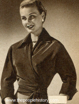 1950 Fashion Clothes Part Of Our Fifties Fashions Section