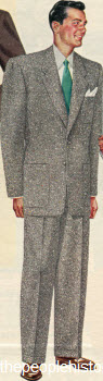Tweed Suit 1952