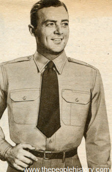 Uniform Shirt 1952