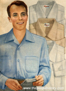 Selection Of Twenty 1950s Men S Fashion Clothing With Photos Prices And Descriptions