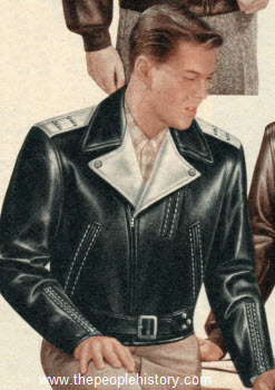 Hercules Motorcycle Jacket 1955