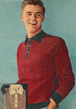Sweater Shirt 1957