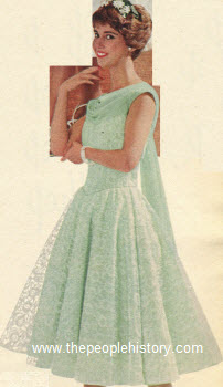 1959 Fashion Clothes Part Of Our Fifties Fashions Section