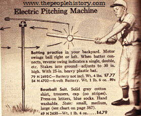 Electric Pitching Machine