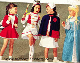 Girls Dress Up Clothes From The 1960s