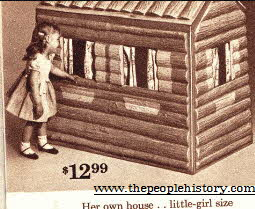 Play House From The 1960s