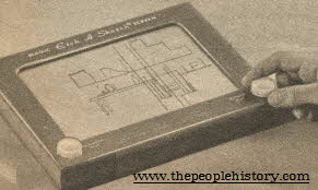 Etch-A-Sketch From The 1960s