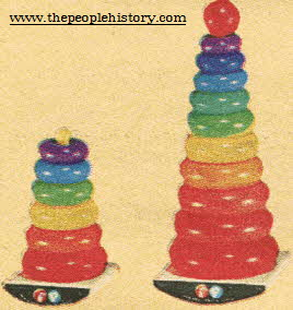 Rock-a-Stack From The 1960s