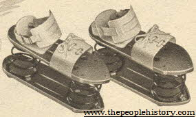 Satellite Jumping Shoes From The 1960s