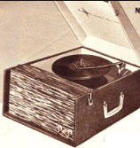 Early 1960s Phonograph