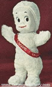 Vintage Talking Casper the Ghost From The 60s