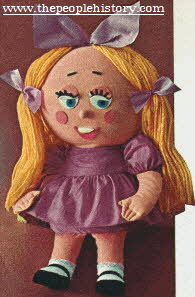Shrinking Violet Doll From The 1960s
