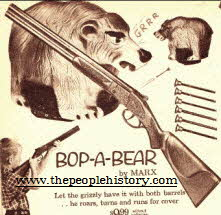 Bop A Bear From The 1960s