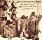 Magilla Gorilla and his TV pals From The 1960s