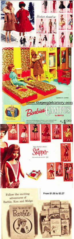 Popular Toys In The Sixties : Popular boys and girls toys from in the sixties