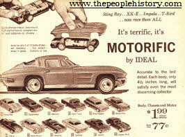 Motorific Cars From The 1960s