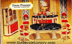 Petite Princess Fantasy Furniture