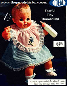 Thumbelina Doll From Ideal