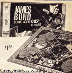 James Bond Board Game