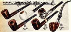 Mens Briar Pipes