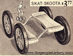 Skata Skooter From The 1960s