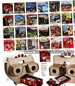 Viewmaster Stereo Viewer
