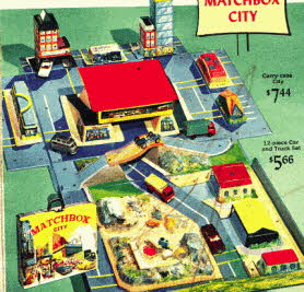 Matchbox Car City