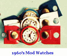 Sixties Mod Watches