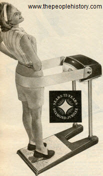 1961 Belt Massager