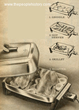1963 Electric Cooker