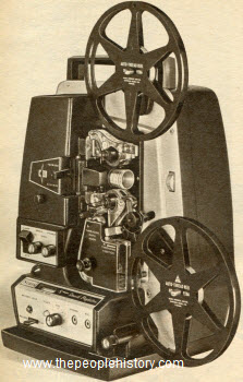 1964 Sound Stage Projector
