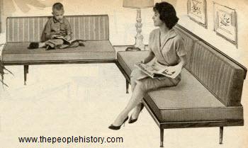 1960 Sofa Set