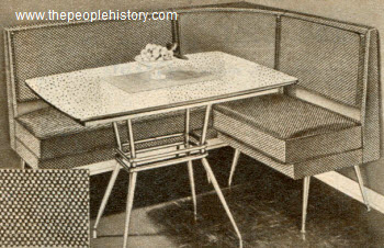 1960s Style Furniture furniture for your home in the 1960's prices and examples