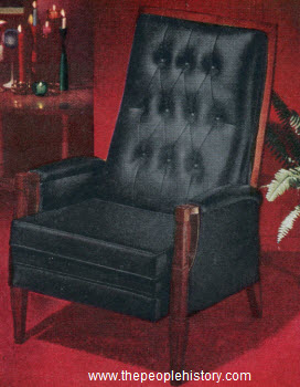 1963 Fashionable Recliner