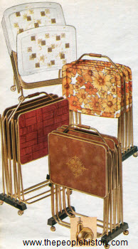 1967 TV Trays