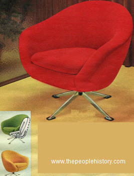 1968 Swivel Chair