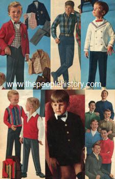 1964 Boys Clothes