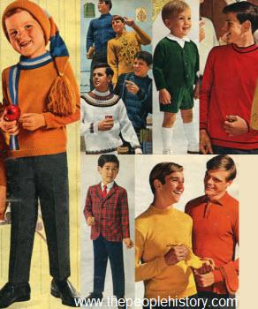 1967 Boys Clothes