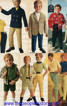 1968 Boys Clothes