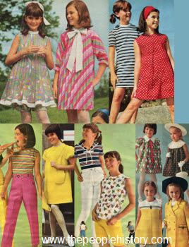 Fashion trends in 1968 59