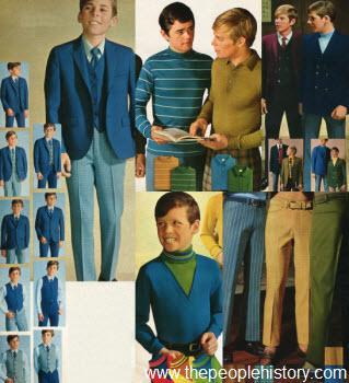 1969 Boys Clothes