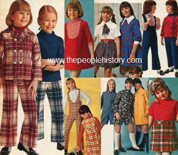 1969 Girls Clothes