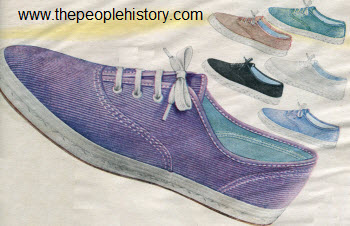 1962 Cordvette Shoes