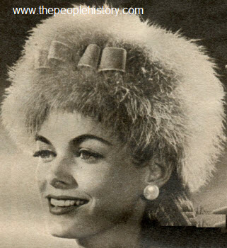1962 Feather Hat