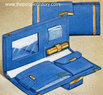 1962 Makeup Carryall